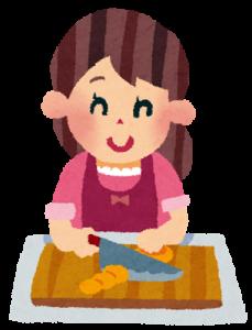 母の日の手作り料理