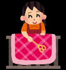 おねしょの布団の洗濯