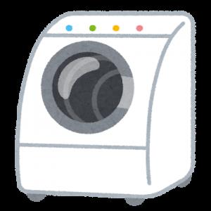 浴衣を洗濯機で洗う