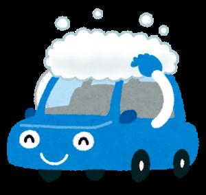 除草剤がついたら洗車