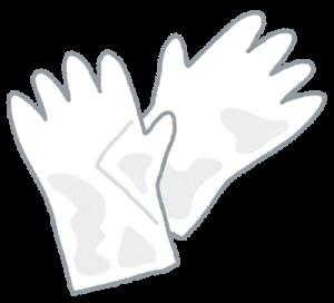 指しゃぶり防止手袋