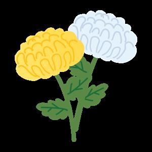 お彼岸の花