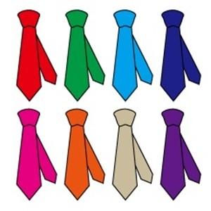 七五三の父親のネクタイの色