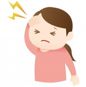親知らず抜歯後の頭痛