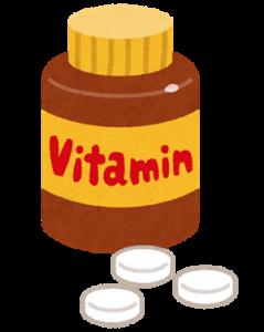 口内炎はビタミン剤も有効