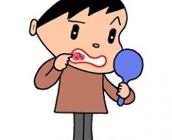 口内炎にはちみつを使った治し方と塗り方