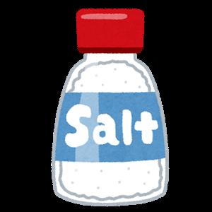 口内炎を早く治す塩