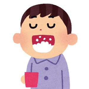 口内炎の治し方は塩を使う