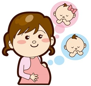 厄年の女性の出産