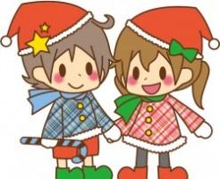 クリスマスプレゼント子ども(子供)
