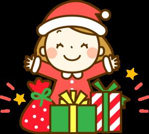 クリスマスプレゼント彼女ランキング