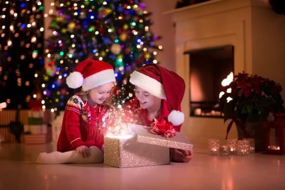 クリスマスプレゼントで子供に人気