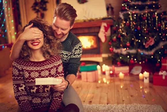 クリスマスプレゼントで妻が喜ぶ