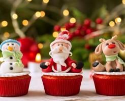 クリスマスケーキの手作り