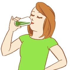 野菜ジュースの栄養