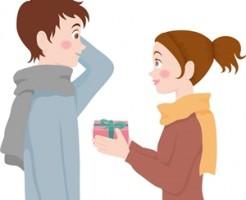 クリスマスカード彼氏への書き方