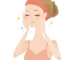 フェイスケア洗顔方法