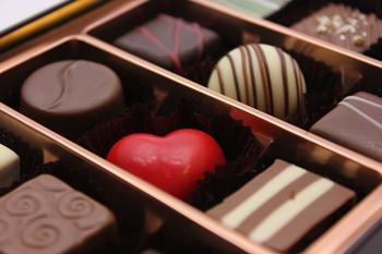 自分チョコとは
