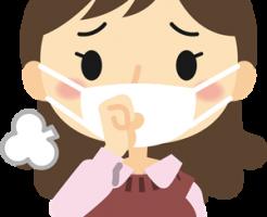 花粉症の咳