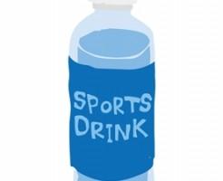 熱中症対策の飲料や飲み物
