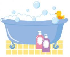 お風呂の赤カビ