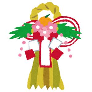 正月のしめ縄はいつからいつまで飾る