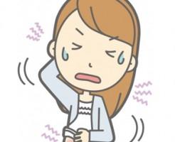 汗疹(あせも)の原因と症状