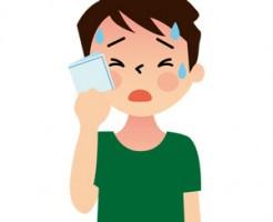 梅雨の熱中症の原因