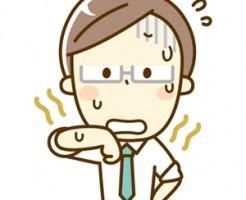 汗かきの原因や理由