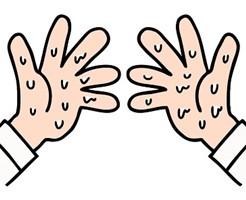 手汗の原因と対策
