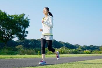 ランニングの汗対策