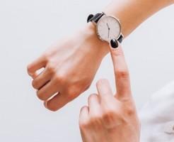 腕時計の汗対策