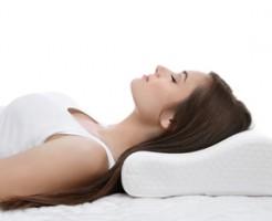 ストレートネックの枕の効果